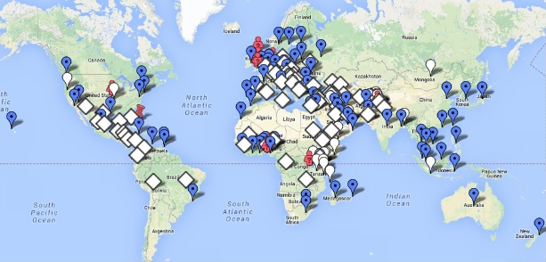 Al Qaeda Africa New Affiliates Al Shabaab and Boko Haram are Part of Magnificent 5 Threat and Hub to other Continents